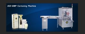Automatic Bottle Cartoner Machine (JDZ-100G)