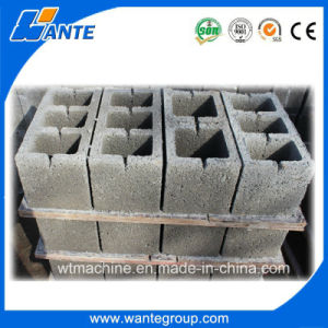 Qt10-15 Fully-Auto Cement Brick Making Machine Line, Price List of Concrete Block Making Machine pictures & photos