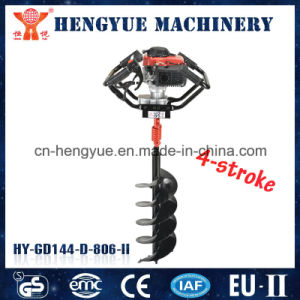 4 Stroke Gasoline Earth Auger pictures & photos