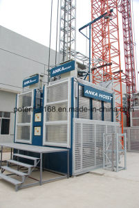 Building Elevator for Construction Usage pictures & photos