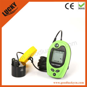 Portable Sonar Fishfinder New Fishing Tackle Fishing Equipment (FF818) pictures & photos