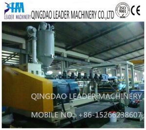 High Tech-PP Chemical Foam Board/Sheet Manufacturing Machinery pictures & photos