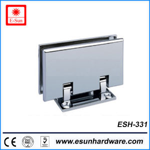 Hot Designs Straight Corner Double Plate Shower Door Hinge (ESH-331) pictures & photos
