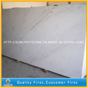 Polished Ariston White Marble Slabs for Wall, Floor Tiles, Countertops, pictures & photos