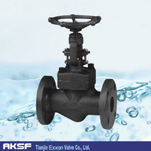 Flanged Forged Globe Valve pictures & photos