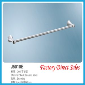 304stainless Steel Single Towel Bar (J5010E) pictures & photos
