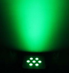 7X15W Wireless Rgbaw Flat LED PAR Weddding Decoration pictures & photos