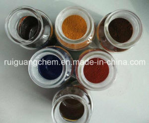 Red/ Yellow/ Brown Iron Oxide Pigment Paste pictures & photos