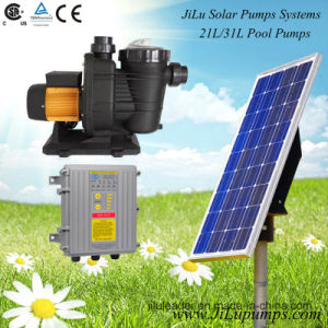 1500W 31L Solar Power Swimming Pool Pump pictures & photos