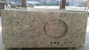 Giallo Ornamentale Granite Stone Counter Tops for Kitchen pictures & photos