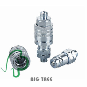 Stainless Steel Hydraulic Quick Coupling Quick Disconnect Coupling pictures & photos