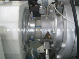 Plastic Pipe Machine-HDPE/PPR Pipe/ Tube Machine pictures & photos