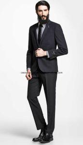Slim Fit Coat Pant Business Men Suit pictures & photos