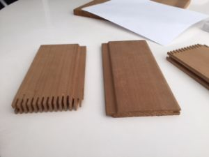 High Quality Decorative Exterior&Interior Wall Wood Siding Panels pictures & photos
