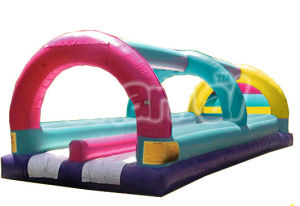 2 Lane Slip and Slide Inflatable Water Slide Inf006 pictures & photos