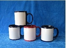 Full Color Sublimation Mug Used to Transfer Individual Design pictures & photos