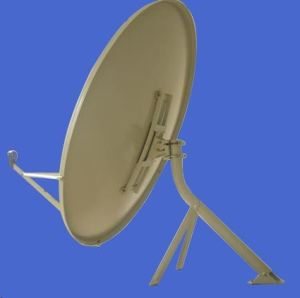 1.5m Offset Satellite Dish Antenna with CE Certification pictures & photos
