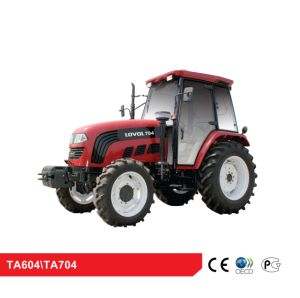 China Best Quanlity Long Life 60HP, 70HP, 4WD Farm Agriculture Tractor pictures & photos