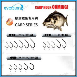 New Coming Multi Style Carp Hook pictures & photos
