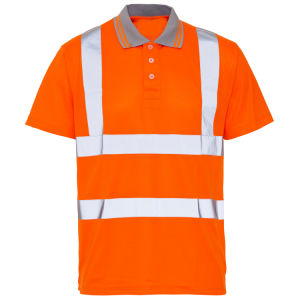 High Visibility Polo Shirt with En20471 (C2413) pictures & photos