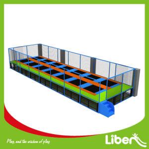 Professional Commercia L Amusement Indoor Trampoline Park pictures & photos