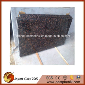 Imported Tan Brown Granite Tiles for Kitchen/Bathroom Tile pictures & photos