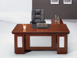 Executive Wood Office Furniture Office Desk