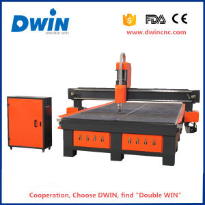 China Machinery 3kw 1325 3D Wood CNC Router with CE pictures & photos