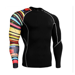 Cheap Sublimation Bjj MMA Rash Guard Design for Sale pictures & photos