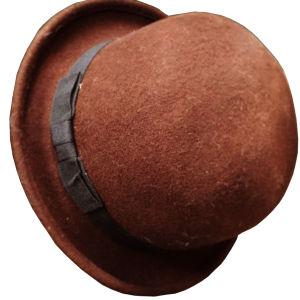 Women Bowler Vintage Cloche Wool Felt Hat /Fedora Hat pictures & photos
