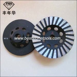 Concrete Turbo Grinding Cup Wheel