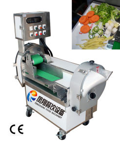 Leaf/ Root Vegetable Slicer, Cutterer, Dicing Machine FC-301 pictures & photos