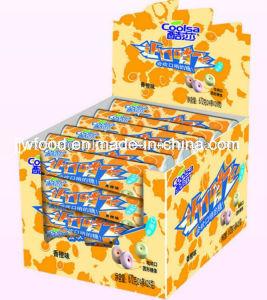 Coolsa 28g Fruit Whislte Hard Bubble Gum Candy pictures & photos