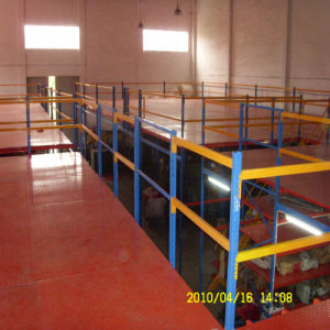 CE Approved Heavy Duty Mezzanine Floor for Warehouse Storage pictures & photos