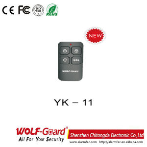 Remote Controller with wireless Waterproof for Alarm Main Panel pictures & photos