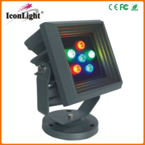 Mini 6*1W Waterproof LED Garden Light (ICON-B016B) pictures & photos