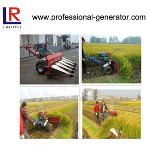Small Rice Harvest Machine, Rice Harvester pictures & photos
