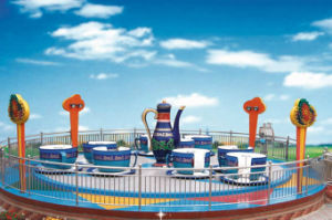 Electric Amusement Park Rides for Kids/Amusement Park Machines/Marine Rotary Coffee Cups pictures & photos
