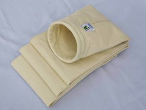 Factory Price High Temperature PPS Dust Collector Filter Bag pictures & photos