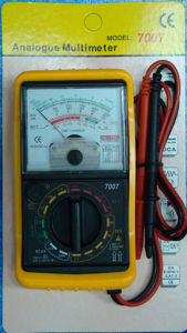 Analog Multimeter wit Holster (AM-7007) pictures & photos