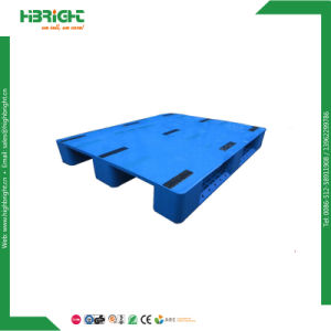 Heavy Duty Stackable and Nestable Plastic Pallet pictures & photos