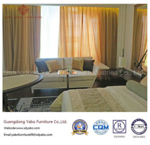 Designed Hotel Furniture with Suite Bedroom Set FF&E (YB-G-7) pictures & photos