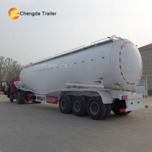 40t 50t 60t V Shap Tri-Axles Bulk Cement Tanker Semi Trailer pictures & photos