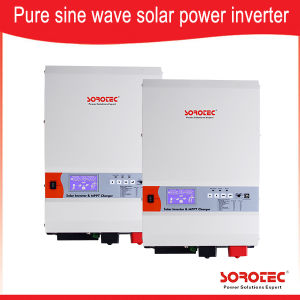 Solar Power System 1-6kw Low Frequency Pure Sine Wave Inverter 5kw Solar Inverter pictures & photos