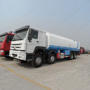 Sinotruk HOWO 30 Cubic Meters Fuel Tanker Truck pictures & photos