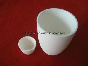 Industrial Quartz Ceramic Crucibles for Melting pictures & photos