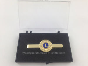 Custom Gold Tie Clip, Metal Stickpin (GZHY-TC-075) pictures & photos