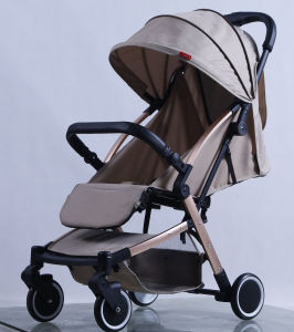 New Design Luxury Fold Baby Pushchair with European Standard pictures & photos
