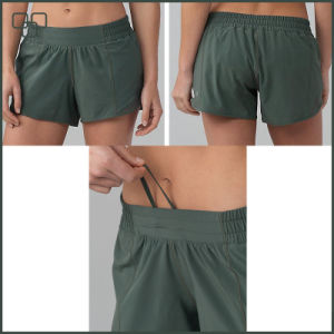 High Quality Women Breathable Activewear Wholesale Yoga Shorts pictures & photos