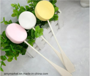 2017 Facial Puff Round Spongy Makeup Powder Puff for Moisturizing pictures & photos